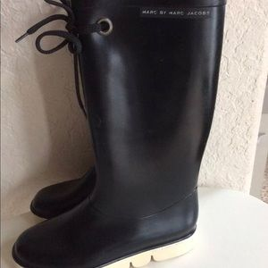 Marc by Marc Jacobs rain boot